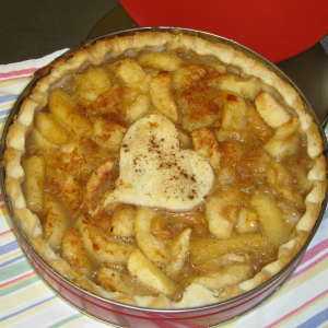 Beer and Apple Pie