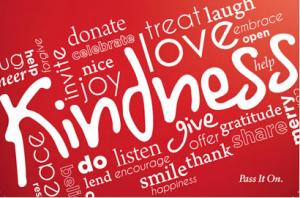 kindness, parties