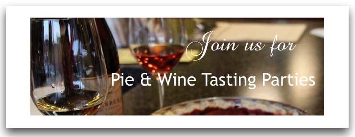 wine & pie tastings