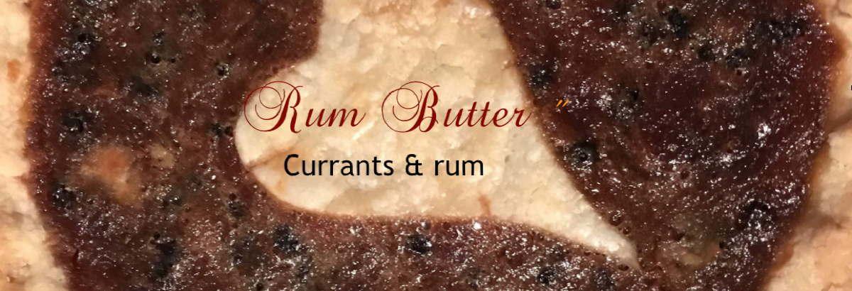 Butter Rum pie