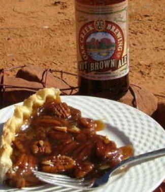 beer pie