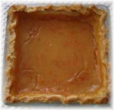 tart on the beach pie