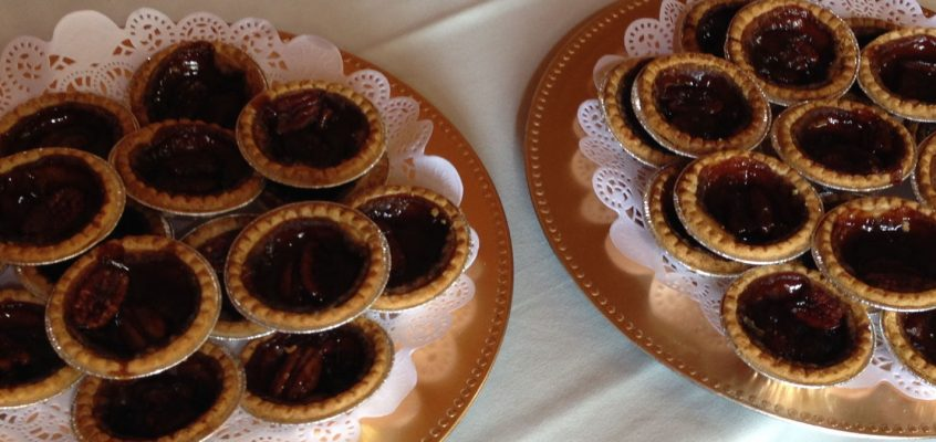 buter cream tartlets