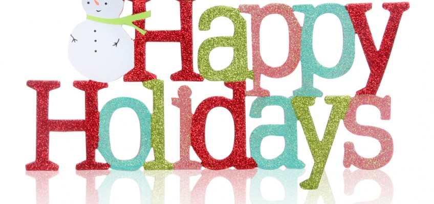 Happy Holidays for 2014