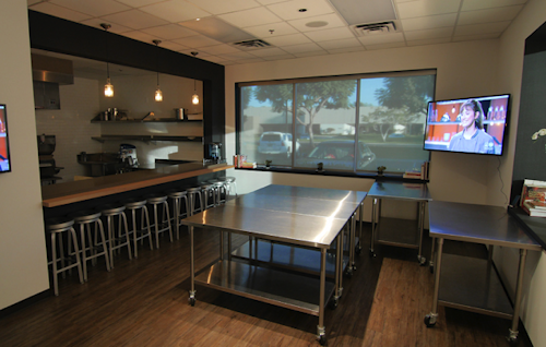Culinary Incubators for Foodies