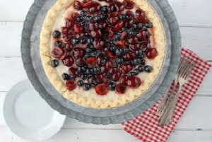 Cherry Halo Pie Recipe