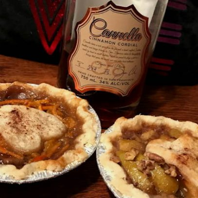 Cannella pies