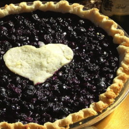 Cabernet Paring with Sacrebleu Pie