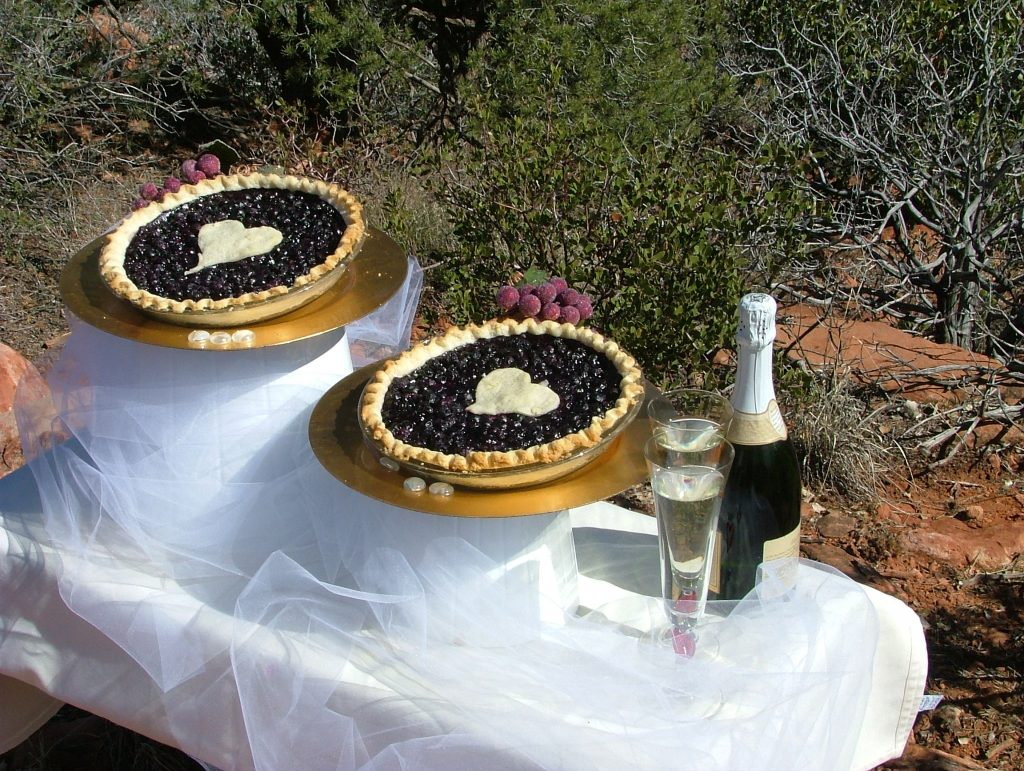 Special event pies
