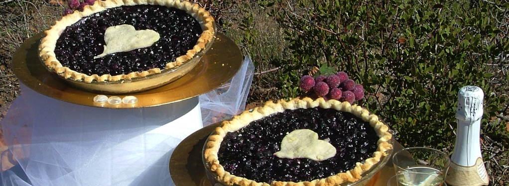 Sacrebleu wine pie