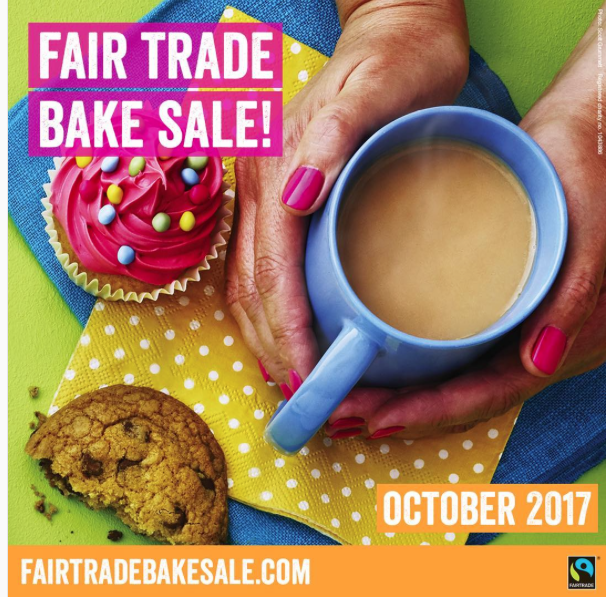 Fair trade Bake sale