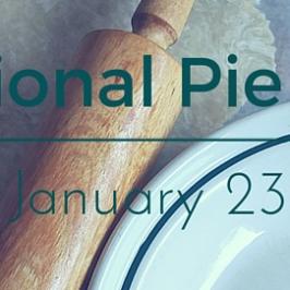Celebrate National Pie Day