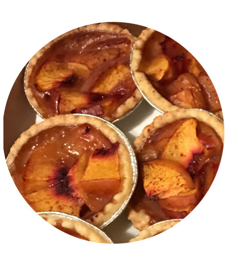 Adore me peach tarts