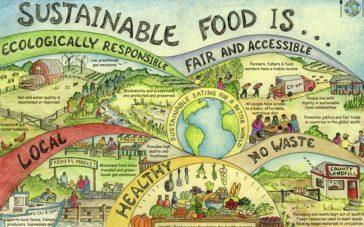 food sustainabilty
