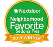 Next door winner for Sedona Pies