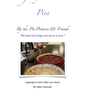 pie book cover